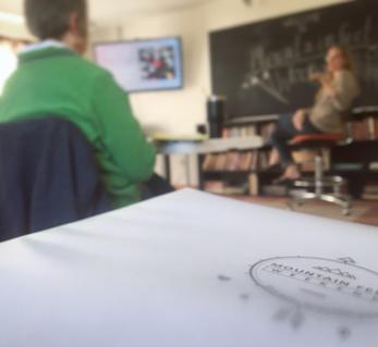 mountain feet classroom